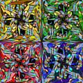 Some Harmonies And Tones 87 by MKatz Brandt