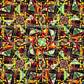 Some Harmonies And Tones 88 by MKatz Brandt