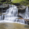 Somersby Falls 1 by Paul Woodford
