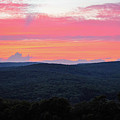 Somerset Sunset Horizontal by Shelley Smith