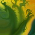 Something Green by Harold Zimmer