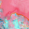Somewhere New- Abstract Art By Linda Woods by Linda Woods