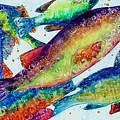 Something's Fishy by Marsha Elliott