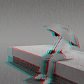 Somewhere It's Raining - Use Red-cyan 3d Glasses by Brian Wallace