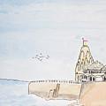 Somnath Jyotirling by Keshava Shukla