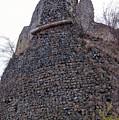 Somoska Fort In Slovakia by Les Palenik