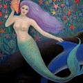 Song Of The Sea Mermaid by Sue Halstenberg