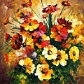 Songs Of My Heart by Leonid Afremov