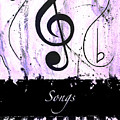 Songs - Purple by Wayne Cantrell