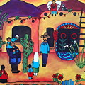 Sonoran Christmas by Jan Oliver-Schultz