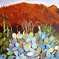 Sonoran Sunset by Julie Todd-Cundiff