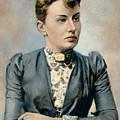 Sonya Kovalevsky (1850-1891) by Granger
