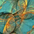 Soothing Blue by Deborah Benoit