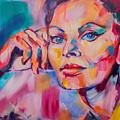 Sophia Loren by Dima Mogilevsky
