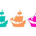 Sorbet Ships by El Queso