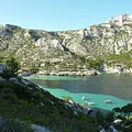 Sormiou Calanque by Andres Chauffour