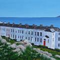 Sorrento Terrace, Dalkey by Tony Gunning