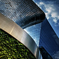 Soumaya Museum - Mexico I by Totto Ponce