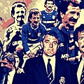 Souness And Smith The New Era by Broomloan Art