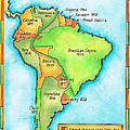 South American Independence by Jennifer Thermes