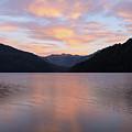 South Argentina Villarino Lake by Rodrigo Kaspary
