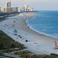 South Beach At Its Best by Margaret Bobb