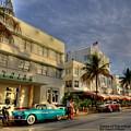 South Beach Park Central Hotel by Sean Allen