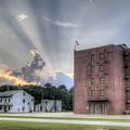 South Carolina Fire Academy Tower by Dustin K Ryan