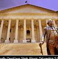 South Carolina State House Columbia Sc by Lisa Wooten