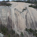 South Face - Stone Mountain by Joel Deutsch