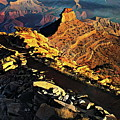 South Kaibab Trail - Grand Canyon by Russ Harris
