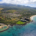 South Kihei Coastline by Ron Dahlquist - Printscapes