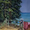 South Lake Tahoe Summer by Jackie MacNair