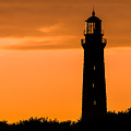 South Lighthouse Closeup by Tim Kirchoff