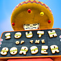 South Of The Border by Jerry Fornarotto