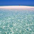 South Pacific Sandbar by Steve Williams