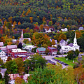 South Royalton Vermont by Scenic Vermont Photography