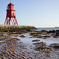 South Shields Groyne by Smart Aviation