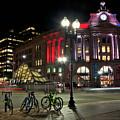 South Station - Boston, Ma by Joann Vitali