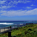 South West Coastline by Cassandra Buckley