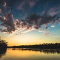 Southampton Sunset by Chris Marcussen