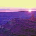Southeastern Utah Sunset 2 by Steve Ohlsen