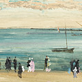 Southend Pier by James McNeil Whistler