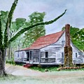 Southern Home by Lucy McGuffey