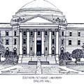 Southern Methodist University by Frederic Kohli