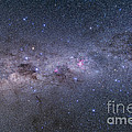 Southern Milky Way From Vela by Alan Dyer