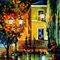 Southern Night by Leonid Afremov