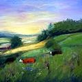 Southern Ohio Farm by Gail Kirtz