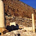Southern Temple Mount Jerusalem by Thomas R Fletcher