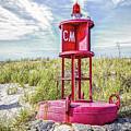 Southernmost Point Buoy- Cape May Nj by Cindi Alvarado